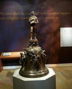 Photo of Thomas Jefferson statue