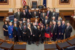 Photo of Democratic Caucus of the Virginia House of Delegates